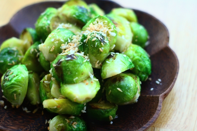 Toasted-Coconut-Brussel-Sprouts-2